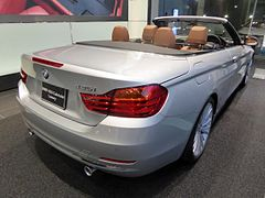 BMW 435i Cabriolet Luxury (F33) rear.JPG