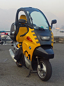 "BMW C1 200 ""Family Friend"""