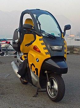 Bmw C1 Ff 200 Frontale Jpg
