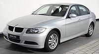 BMW 3 Series (E90) thumbnail