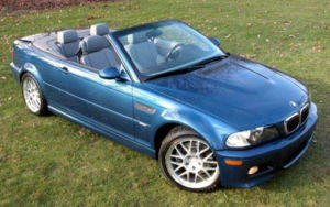 Wilson v Secretary of State for Trade and Industry - Image: BMW M3 convertible