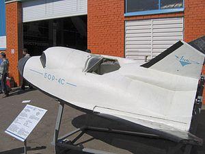 Mikoyan-Gurevich MiG-105