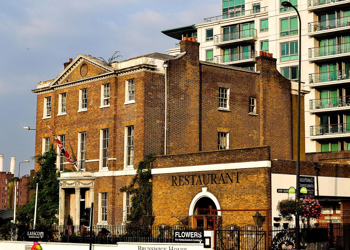Exceptional Brunswick House #8: Wikipedia