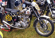 BSA CB34 Gold Star
