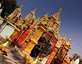 BUDDIST MONASTRY MANDALAY MYANMAR FEB 2013 (8551907352).jpg