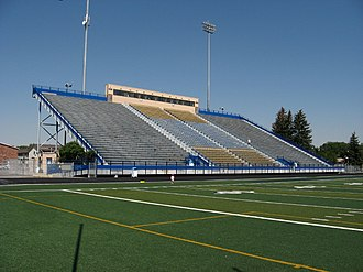 Brigham Young University–Idaho - BYU-Idaho Stadium (formerly Viking Stadium)