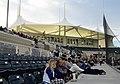 BYU baseball spectators (42375550612).jpg
