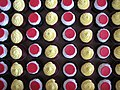 Backyard BBQ Wedding Cupcakes (3835462190).jpg