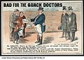 Bad for the Quack Doctors (22879155336).jpg