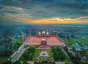 Badshahi Mosquee, Lahore
