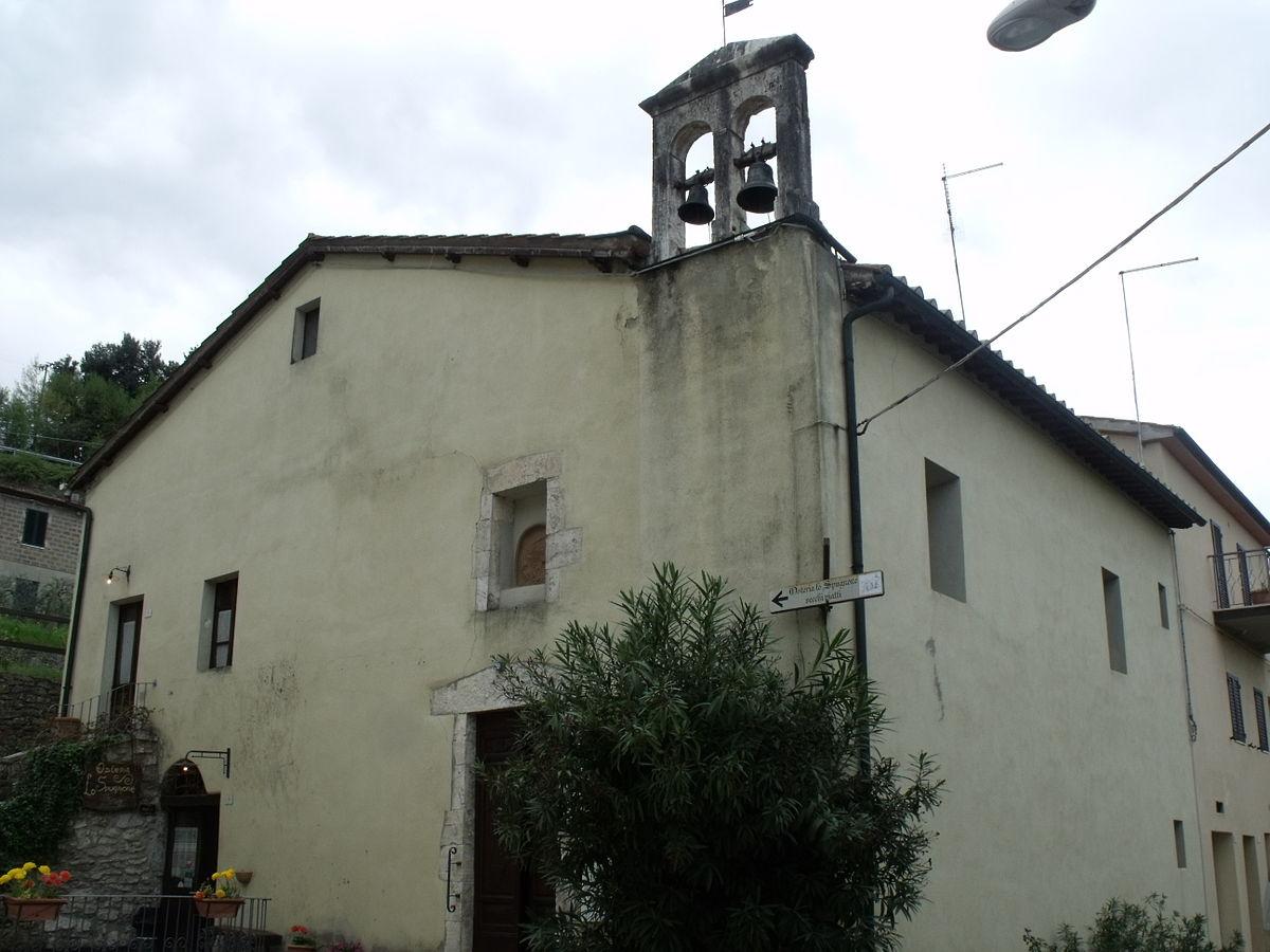 San Filippo Benizi Wikidata
