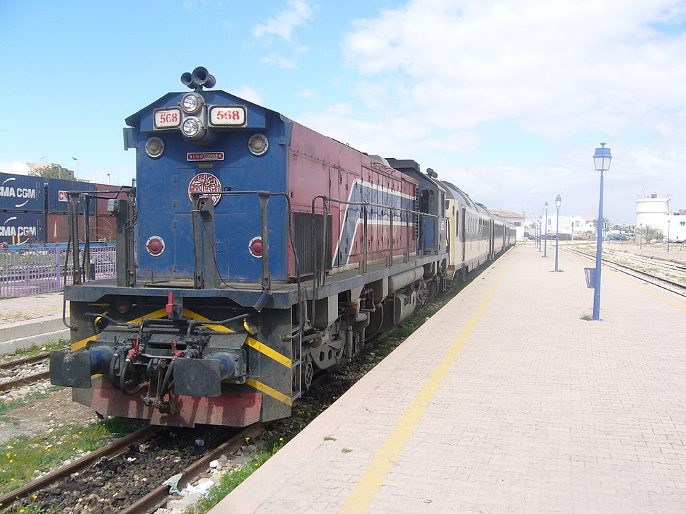 Bahnhof Sfax