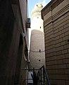 Bakı şəhəri, XIX əsrə aid olan Cümə məscidinin minarəsi.jpg