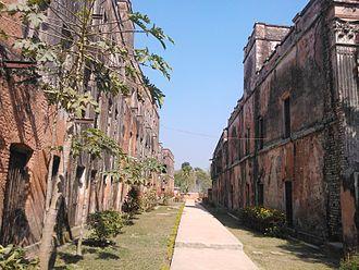 Manikganj District - Image: Baliati Palace