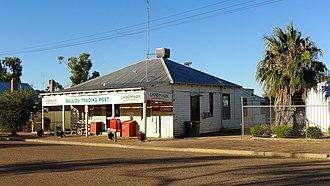 Ballidu, Western Australia - Ballidu Trading Post, 2014