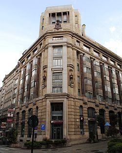 Banca Viñas Aranda, Antonio Palacios, 1941.jpg