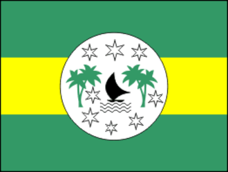 Aquiraz - Image: Bandeira aquiraz