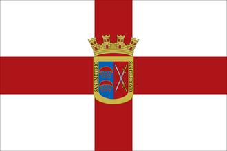 Calahorra - Image: Bandera de Calahorra