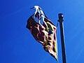Bandera de Proa (R-11 Príncipe de Asturias).JPG