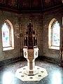 Baptistry, Church of the Good Shepherd (Rosemont, Pennsylvania).jpg