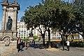Barcelona - Plaça de Catalunya - View NNW II.jpg