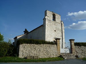 Bardou, Dordogne - Image: Bardou dordogne