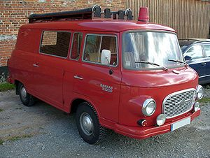 Barkas (van manufacturer) - Image: Barkas B1000