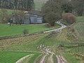 Barn, Hare Warren - geograph.org.uk - 302051.jpg
