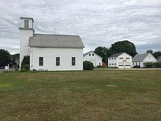 Barnstead, New Hampshire - Image: Barnstead Parade Cong Church