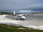 Barra Airport Arrivals (geograph 3230484).jpg