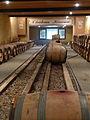 Barrel room of Chateau Kirwan.jpg