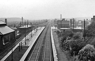 Barrow Hill railway station