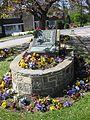 Barwick in Elmet and Scholes War Memorial May 2017.jpg