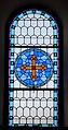 Baselga di Piné, chiesa di Santa Maria Assunta - Vetrata 12.jpg