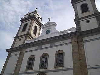 Iguape - Basílica de Nossa Senhora das Neves e Bom Jesus de Iguape