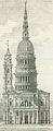 Basilica di San Gaudenzio Novara xilografia di Barberis su disegno di Cornaglia.jpg