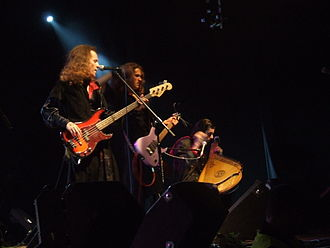 Ukrainian metal - Tin Sontsia at Basovišča festival, 2007