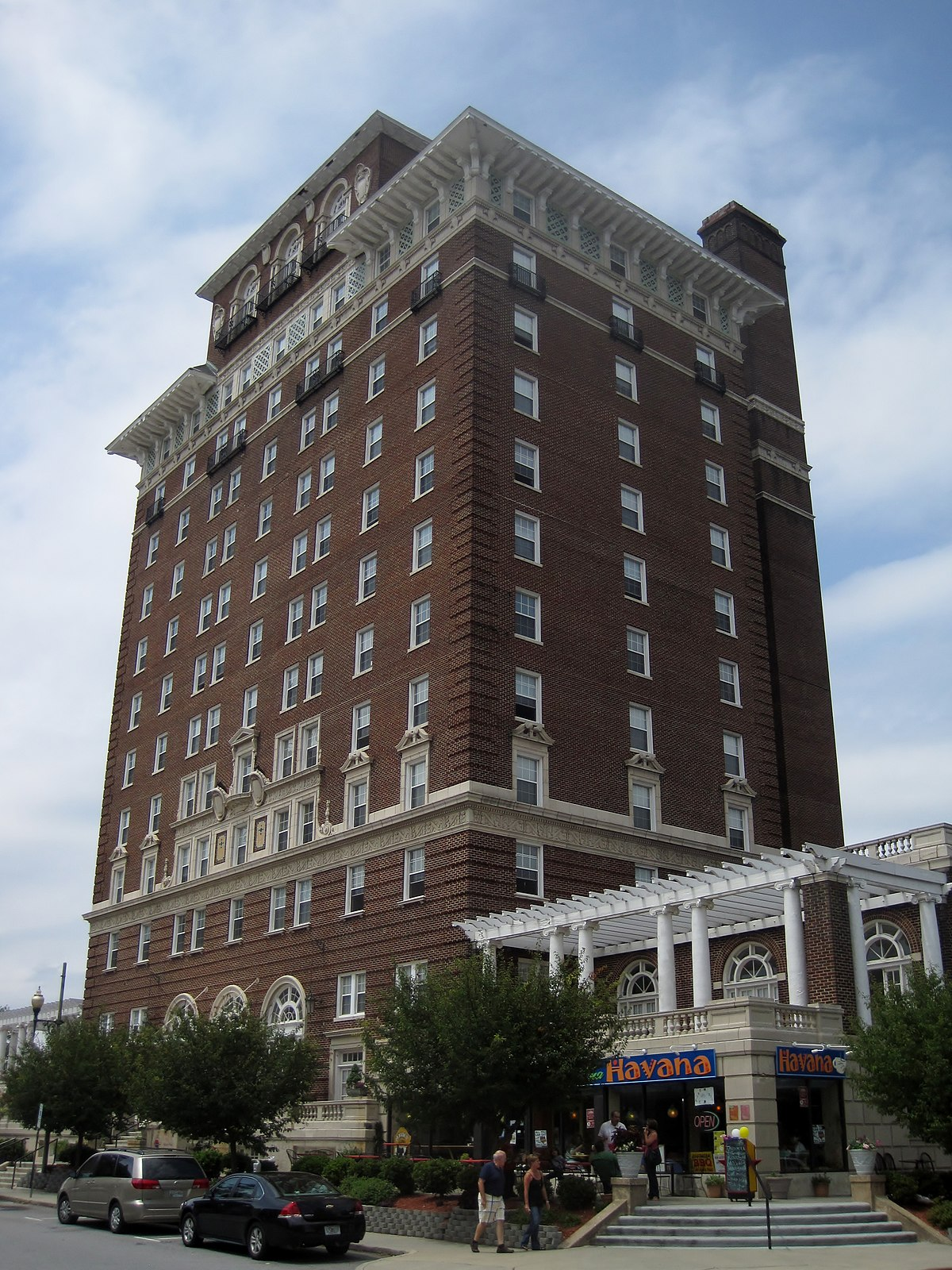 Downtown Asheville Hotels