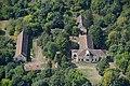 Batthyány-kastély légi felvételen, Magyarszecsőd.jpg