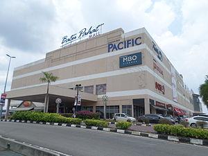 Batu Pahat Mall - Image: Batu Pahat Mall