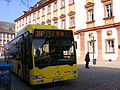 Bayreuth - Kraftomnibus Mercedes-Benz Citaro als Linienbus (Linie 314).jpg