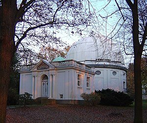 University of Hamburg - The Hamburg Observatory
