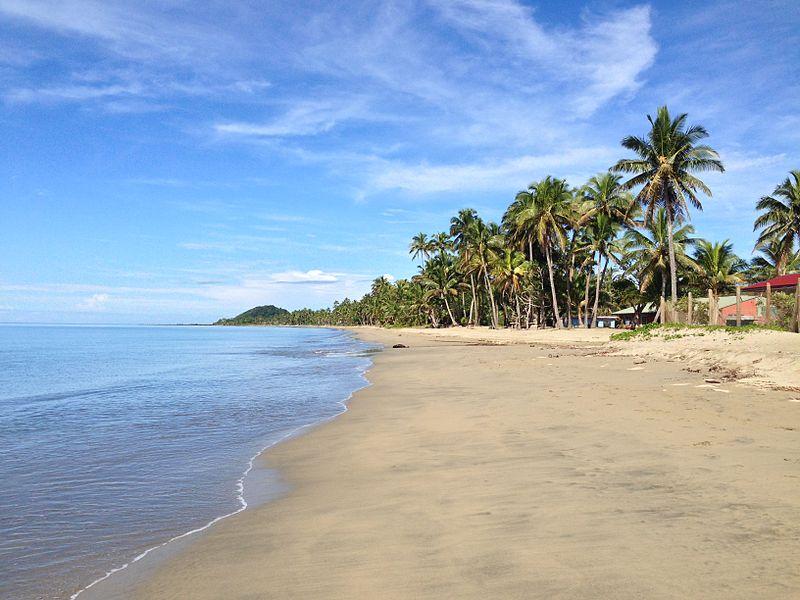 File:Beach in Fiji.JPG