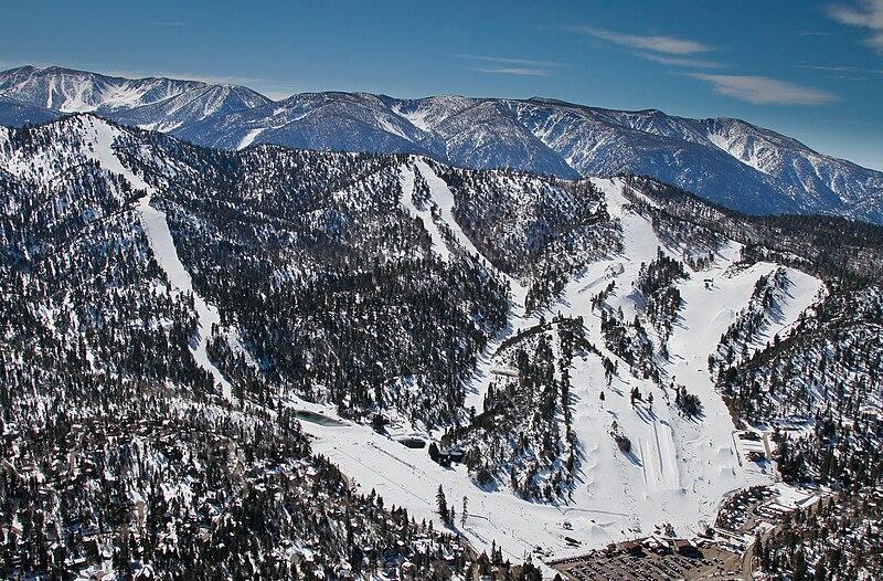 Big Snow Mountain Ski Tour
