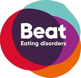 Beat (charity) - Image: Beat logo