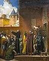 Beaux-Arts de Carcassonne - La Délivrance des emmurés de Carcassonne 1879 - Jean Paul Laurens.jpg