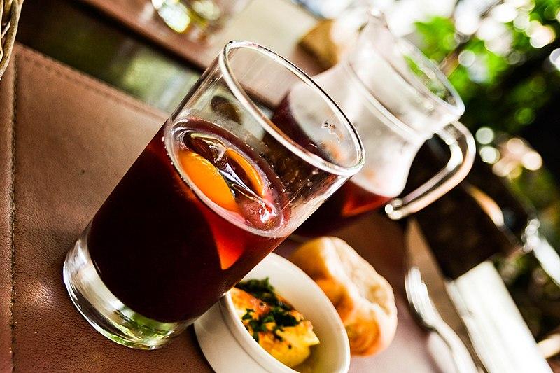 Drinks típicos da Espanha