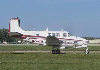 Beechcraft Queen Air - Beechcraft Model 65 Queen Air