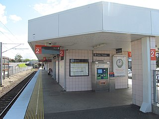 Beenleigh railway station railway station in Brisbane, Queensland, Australia