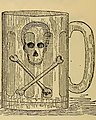 Beer mug with skull and crossbones art, from- The drinker's dictionary; (IA drinkersdictiona00farm) (page 32 crop).jpg
